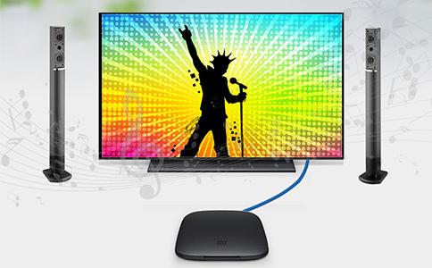 HDMI高清线连接图